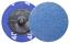 """100-2/"""" Roloc Zirconia Quick Change Sanding Disc 60 Grit"""