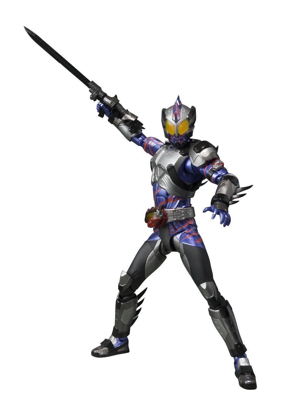 Bandai S.H. Figuarts Kamen Rider Amazonas Amazonas Neo 150 mm Figura De Acción