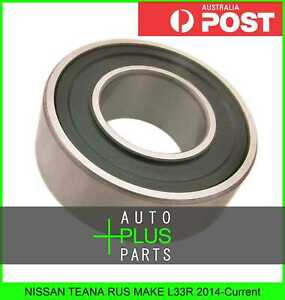 Fits-NISSAN-TEANA-RUS-MAKE-L33R-Ball-Bearings-For-Front-Driveshaft
