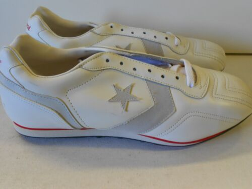 NOS Vtg 80s Converse Turfeater Leather Multi-Field
