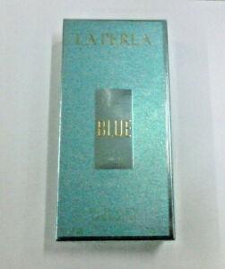 La-Perla-Blue-50ml-spray-eau-de-toilette-profumo-donna-nuovo-originale-raro