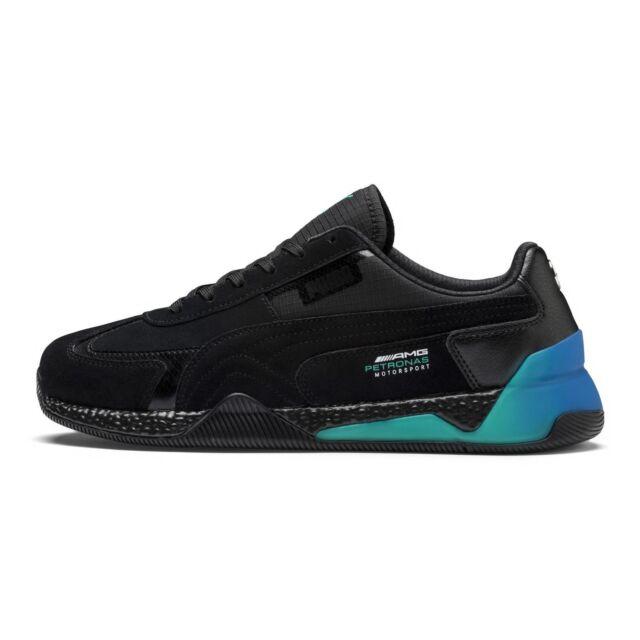 PUMA MERCEDES AMG Petronas Speed HYBRID Herren Sneaker Männer Schuhe Neu