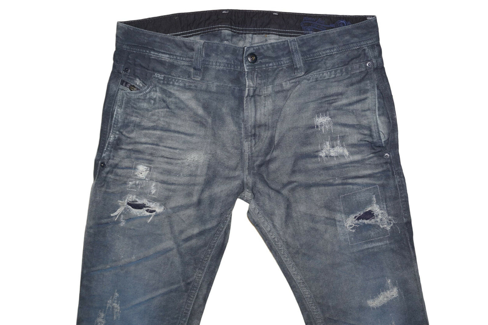 DIESEL CHI-DEE 0829G SLIM FIT JEANS W33 100% AUTHENTIC