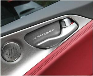 Door Handle Catch Plate Set for Kia Stinger FAST same day shipping from the USA