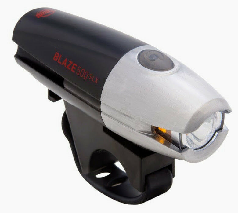 NEW Planet Bike Blaze 500 SLX USB Rechargeable LED bicycle headlight 510 Lumens