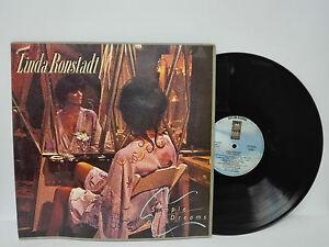 """Linda Ronstadt Simple Dreams LP 12 """" Vinyl 1977 Edition For España"""
