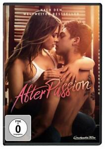 After Passion [DVD/Nuovo/Scatola Originale] AMORE dramma dopo bestseller serie di Anna Todd