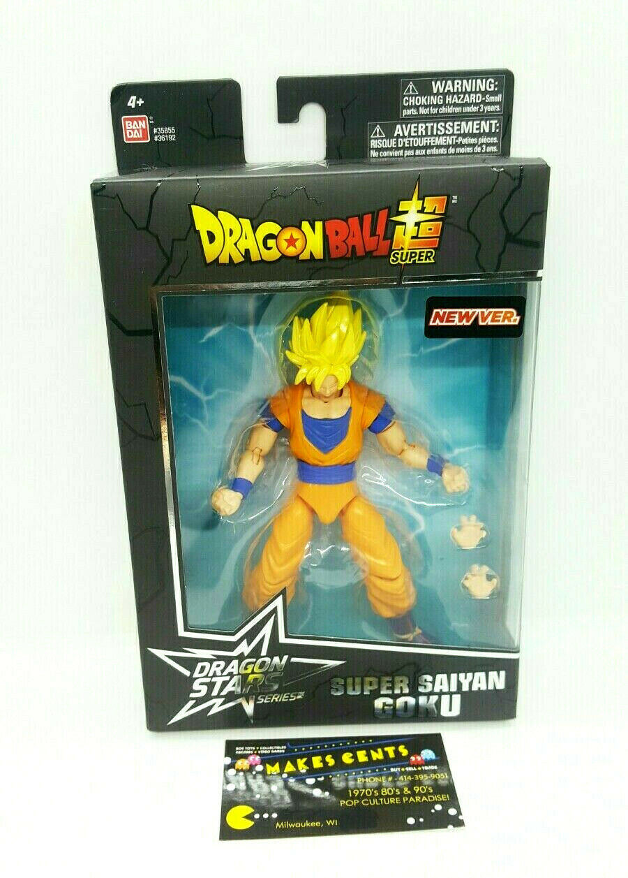 Bandai Dragon Ball Stars NEW Wave 15 Version 2 Figure Super Saiyan Vegeta V2