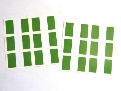 Self-Adhesive Nigeria Flag Labels Mini Sticker Pack FR199