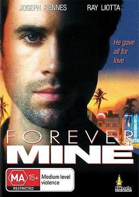 FOREVER MINE DVD (Joseph Fiennes & Gretchen Mol) NEW Free Post