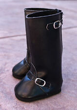 """Super Star Doll Boots fit American Girl & 18"""" Dolls//Doll Shoes HOLIDAY SPECIAL"""