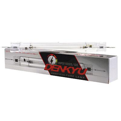 STD LU1000//E25 DENKYU 10209 1000W High Pressure Sodium Lamp HPS1000 S52 Bulb