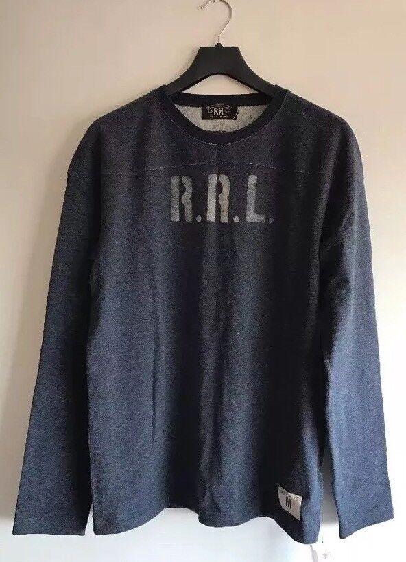 RRL Printed Cotton-Jersey T-Shirt Größe M