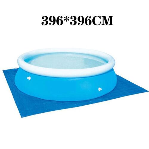 Flowclear Schwimmbad Pool Abdeckung Poolüberdachung Abdeckplane//Pool Bodenplane