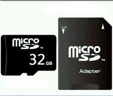 32 GB MICRO SD-SPEICHERKARTE CLASS 10! NEU + OVP! Smartphones, Navi, super.