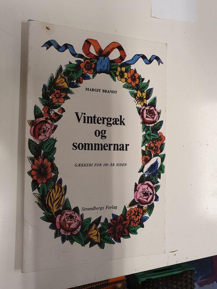 Vintergæk og sommernar, Margit Brandt, genre: anden