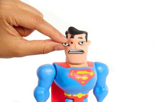 Movie Face-Swappers Superman Action Figure Teen Titans Go