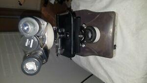 Nikon-Alphaphot-2-Microscope