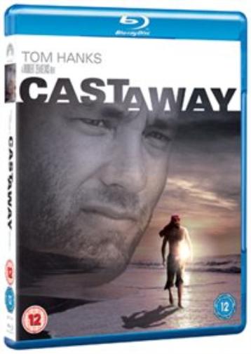 Tom Hanks, Helen Hunt-Cast Away Blu-ray NEW