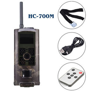 HC-700M-HD-Wildlife-Hunting-Scouting-Camera-16MP-GPRS-SMS-MMS-SMTP-Night-Vision