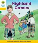 Oxford Reading Tree: Level 5: Decode and Develop Highland Games by Ms Annemarie Young, Mr. Alex Brychta, Roderick Hunt (Paperback, 2011)