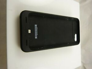 fits-iPhone-6-plus-phone-mophie-case-charger-black-with-unicorn-ring-on-it