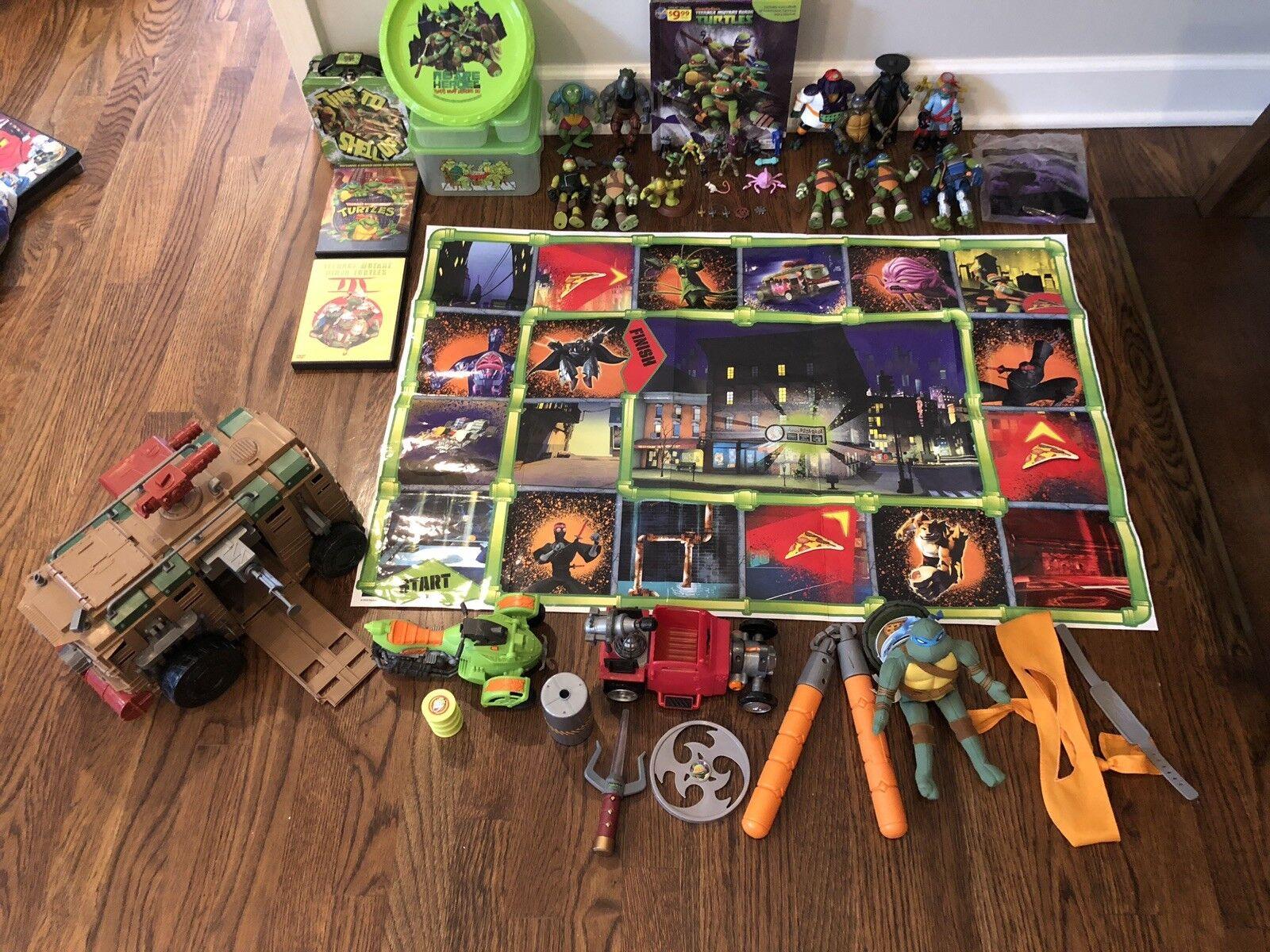 Teenage Mutant Ninja Turtle Lot