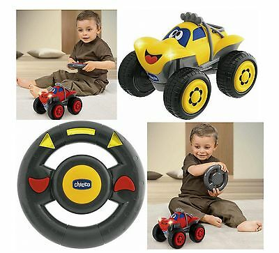 Chicco Gioco Billy Big Wheels Giallo 2y+ Nuovo