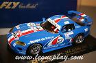 Slot car SCX Scalextric Fly A203 Viper GTS-R 24H Le Mans 2001