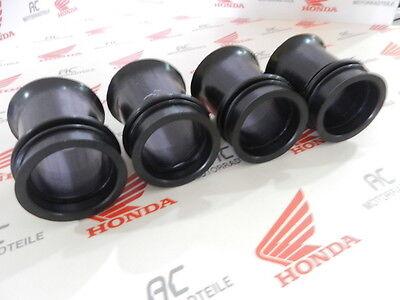 Honda CB 750 Four K0 K1 K2-K6 F1 Luftfilter Gummi Set tube air box 4x81400010