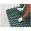 GRIGLIATO-SALVAPRATO-PIASTRELLA-PAVIMENTO-IN-PVC-CALPESTABILE-ESTERNO-VERDE miniatuur 1