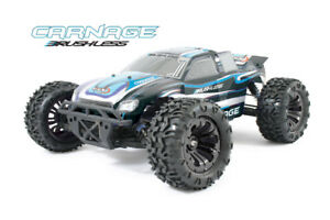 Ftx Carnage 1/10 Camion Brushless 4wd Rtr avec chargeur et chargeur
