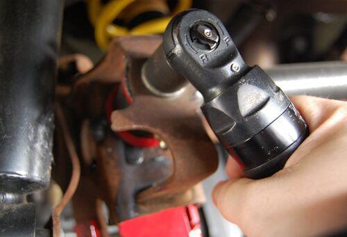 """Astro Tools 1128 3//8/"""" Mini Impact Ratchet Wrench"""