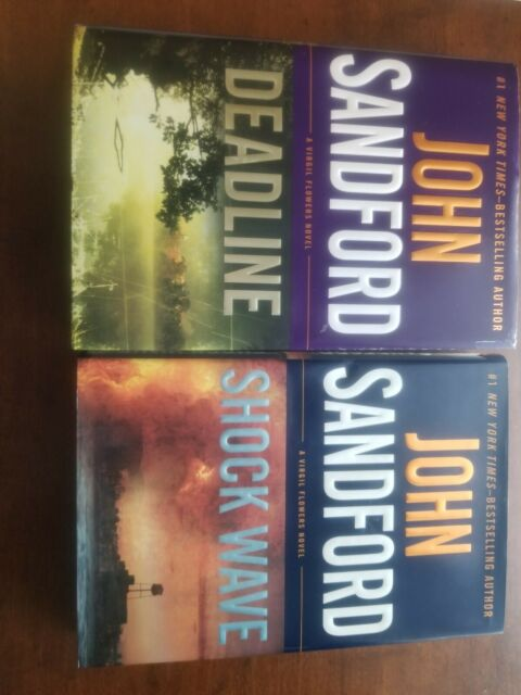 Shock Wave - John Sandford - Google Books