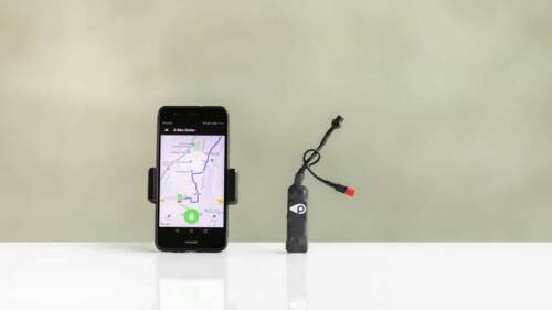 BikeTrax Powunity GPS-Tracker E-Bike Diebstahlschutz für Shimano