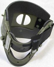 AMBU Military ACE Cervical Collar Neck Brace - OD Green - Army Medic EMT #612