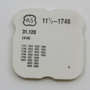 As 1746 Part 410, Kupplungsrad, Winding Pinion QualitäT Und QuantitäT Gesichert