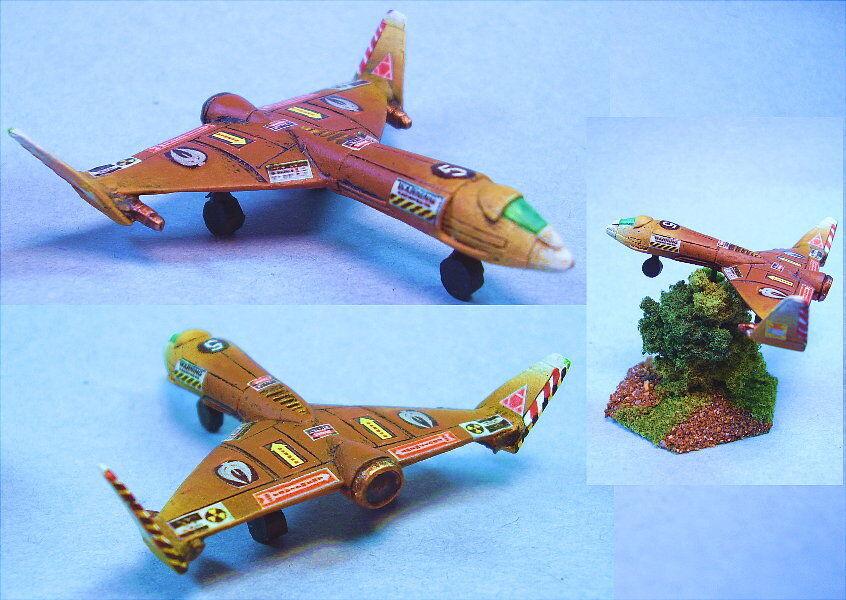 slåsstech målad Bashkir Aerospace Fighter WG