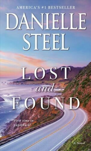 Lost And Found By Danielle Steel 2020 Brand New Paperback