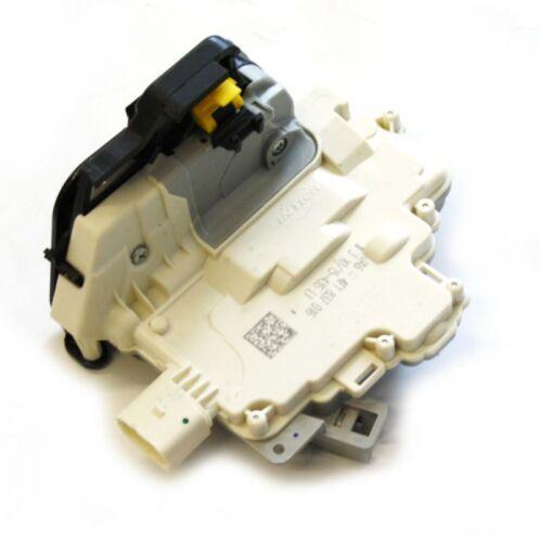 Cerradura de con interruptor de contacto original a la izquierda audi a3 a6 a8 castillo puerta delantera