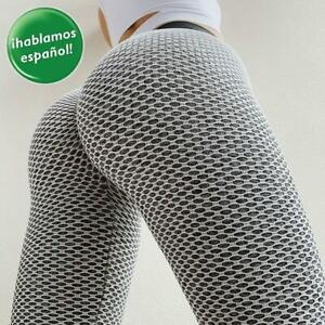 Pantalones De Mujer Cintura Alta Tipo Leggins Deportivos Para Dama Licras Sexy Ebay