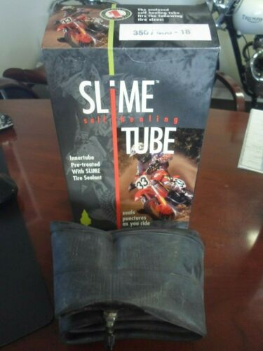 NEW in Box Slime Seal Healing Pre-Treated Motorcycle Inner Tube 3.50//4.00-18