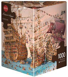 FRANCOIS RUYER - CORSAIR - Heye Puzzle 29570 - 1000 Teile Pcs.
