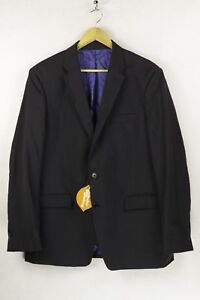 Excellent Kenzo Blazer Jacket Medium Dn2rl Black Comfort 44 Fit Sports Mens z1fxWnqq