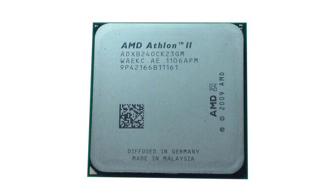 AMD Athlon II X2 B24 3.0GHz Enchufe AM3 Escritorio CPU ADXB24OCK23GM