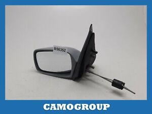 Left Wing Mirror Left Rear View Mirror For FORD Fiesta MK4 95 03