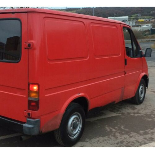 Cristal Espejo De Ala Plana Para Ford Transit 1986-1994 lado izquierdo o derecho