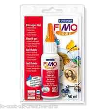 FIMO LIQUID DECO / DEKO GEL FOR FIMO POLYMER CLAY 50ml - FIMO ACCESSORIES