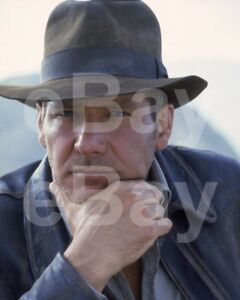 00ddb54d1062 Indiana Jones and the Last Crusade (1989) Harrison Ford 10x8 Photo ...