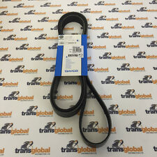 Range Rover P38 V8 Serpentine Fan Drive Belt (with Air Con) - OEM - PQS101630
